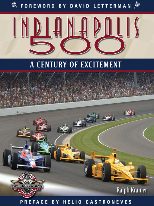Title details for Indianapolis 500 by Ralph Kramer - Wait list